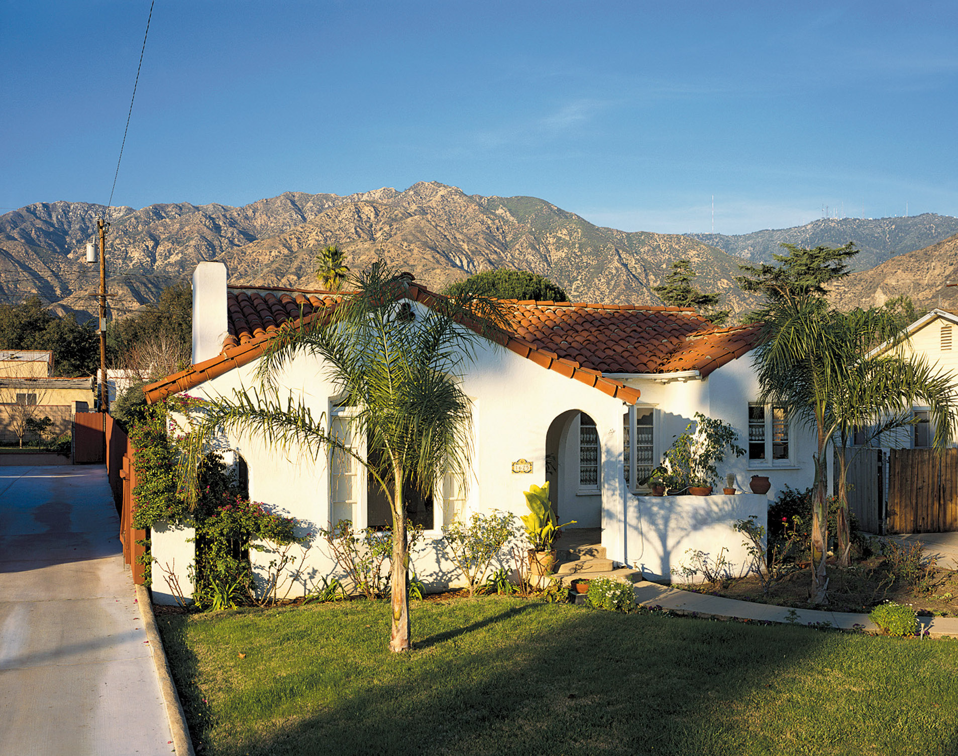 Spanish Mission bungalow