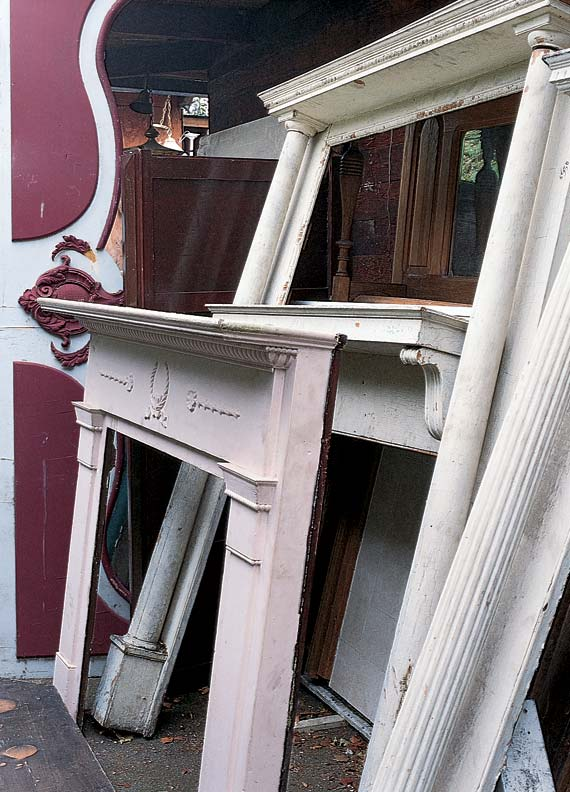 architectural salvage shopping