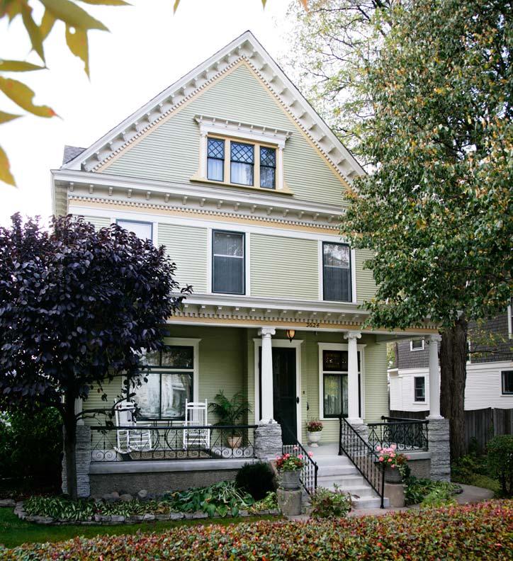 The Samuel Glading House
