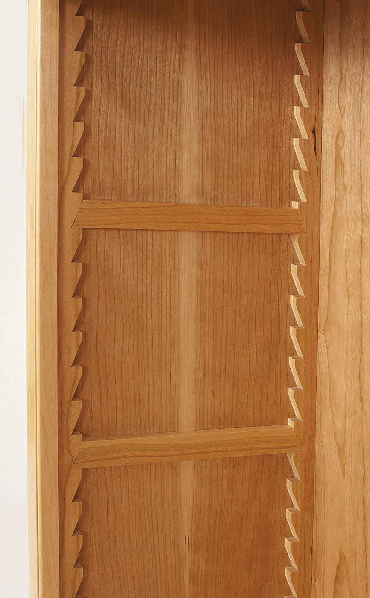 Sawtooth Shelf System