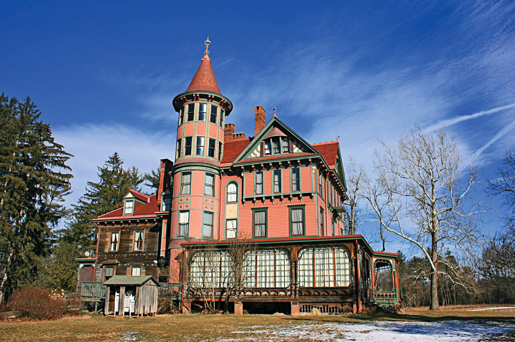 Wilderstein mansion