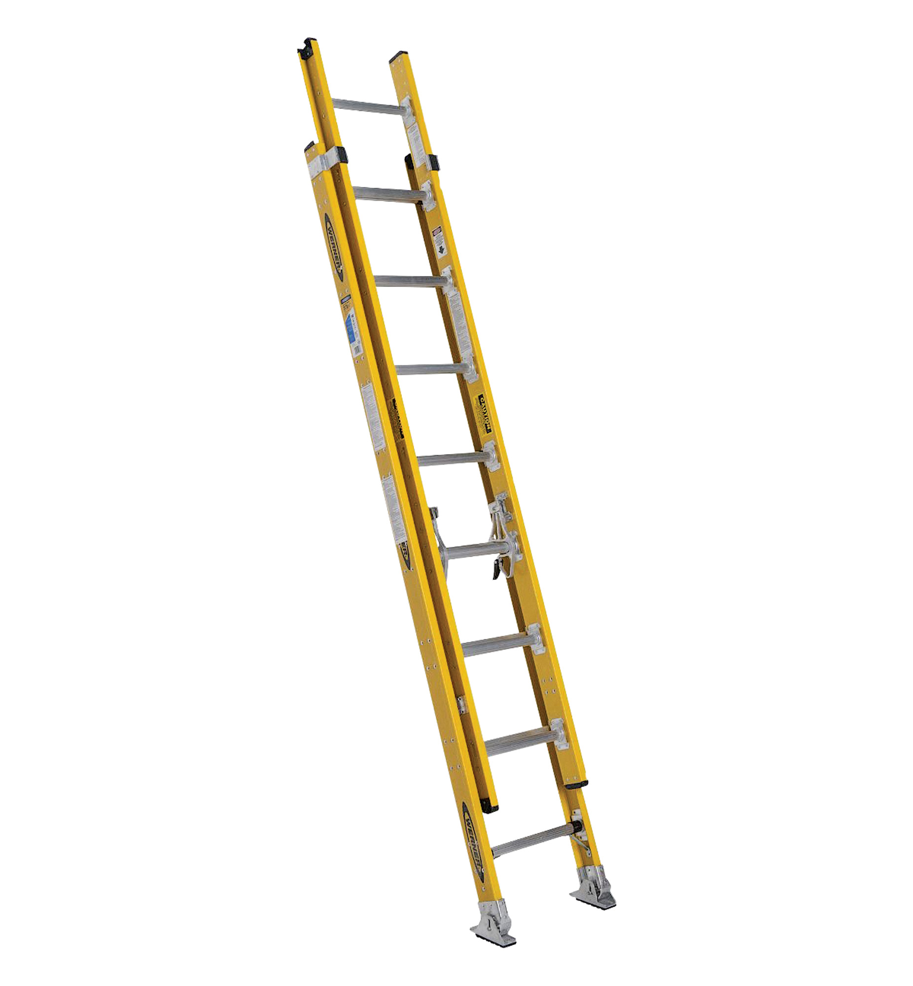 Werner's 16' extension ladder