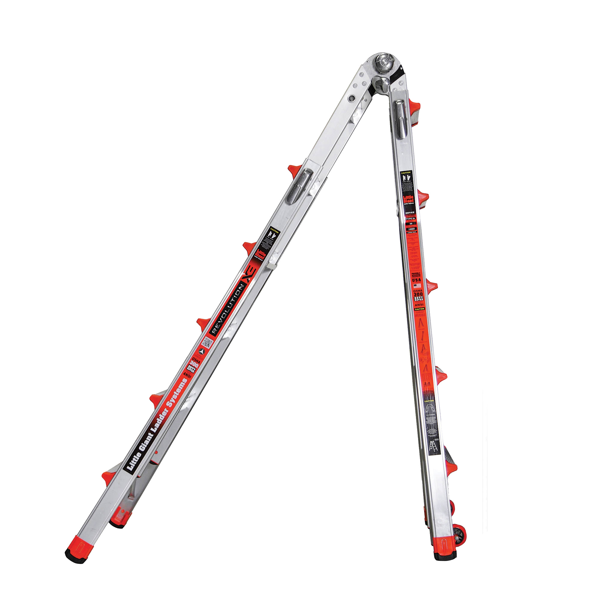 Little Giant 22' Revolution XE ladder