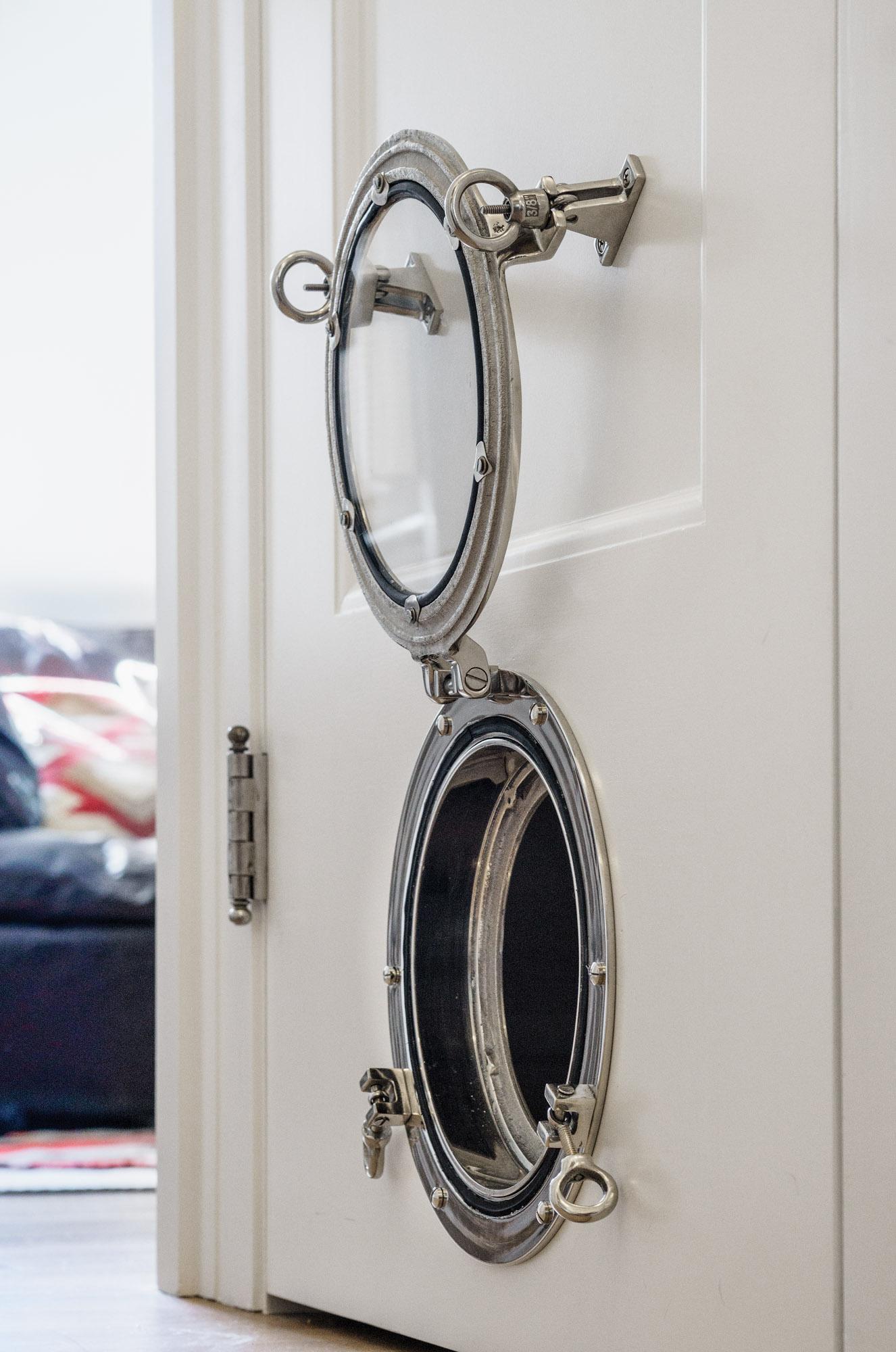 custom pet door