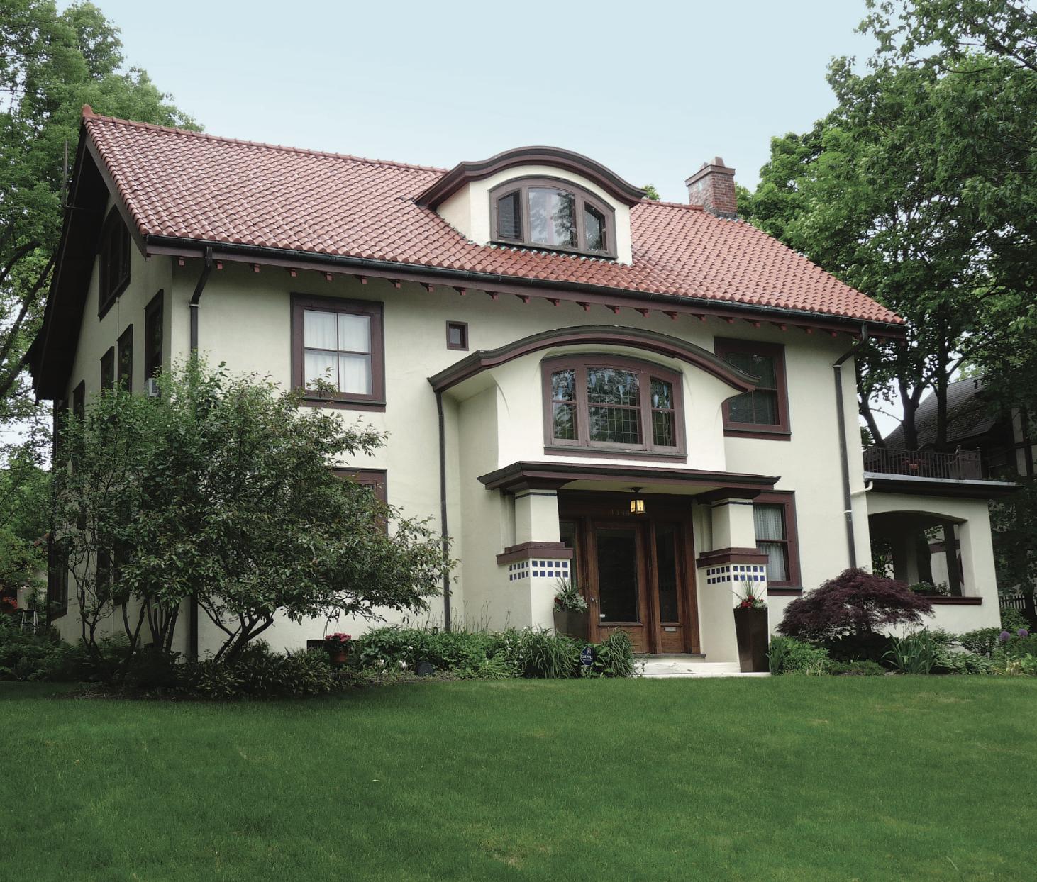 Repairing Stucco Old House Journal Magazine