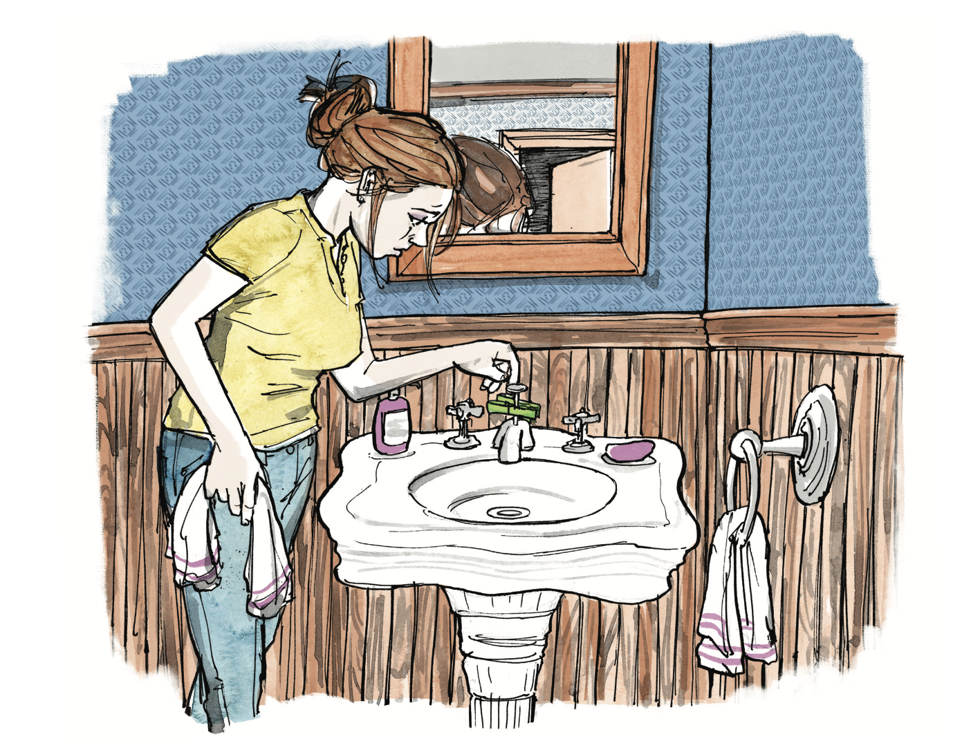 How To Fix A Leaking Sink Stopper Old House Journal Magazine