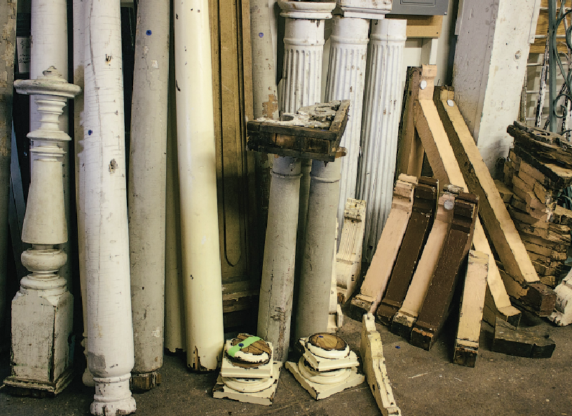 Old posts and columns