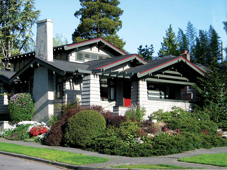 This sparkling Japanese bungalow in Ravenna demonstrates the Pacific Rim's influence on Seattle.