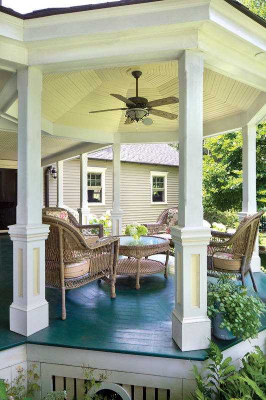 Deck Paint Versus Stain Restoration Amp Design For The