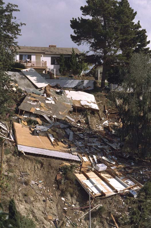 The 1994 Northridge, California, earthquake lasted only 15 seconds, but left 25,000 buildings uninhabitable, leading to the latest seismic standards.
