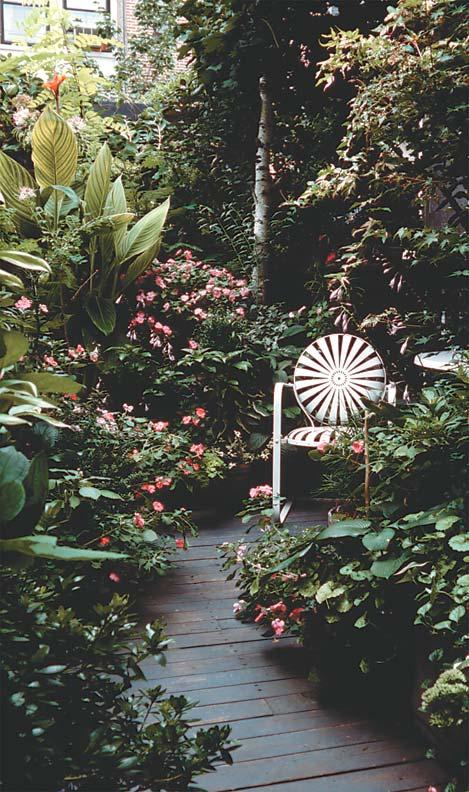 Create A Shade Garden Old House Journal Magazine