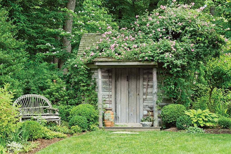 How To Design a Shed for Your Old House - Restoration & Design for ...
