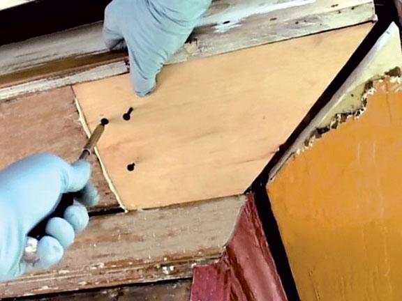 Fix A Rotting Soffit In 7 Steps Restoration Amp Design For