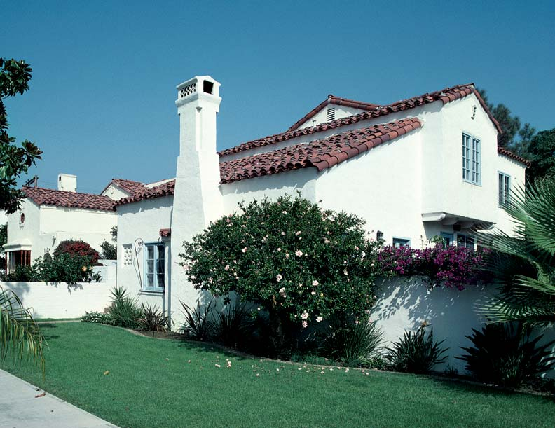 spanish colonial homes