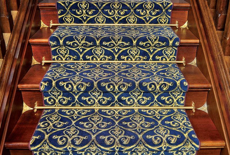 carpet rod set