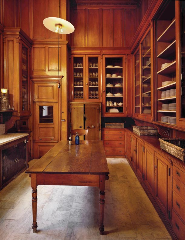 Re Creating A Stanford White Pantry Restoration Amp Design