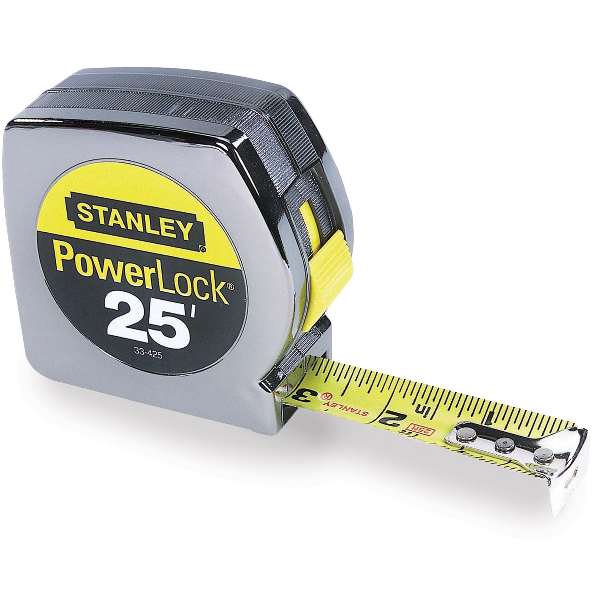 PowerLock 25, tape measure