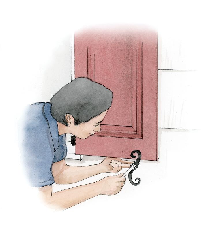Step 3 (Illustration: Rob Leanna)