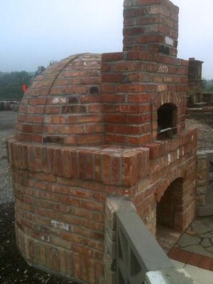stockyards bricks_outdoor-pizza-oven