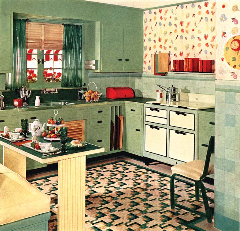 History Of The Kitchen Stove Old House Restoration