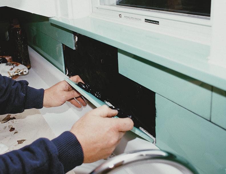 Reviving Structural Glass Kitchens Restoration Amp Design