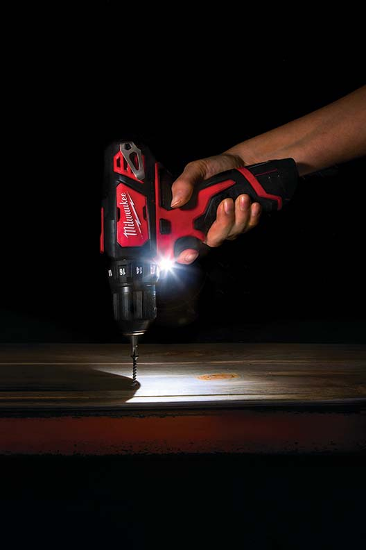 Test of 12-volt subcompact drill/drivers