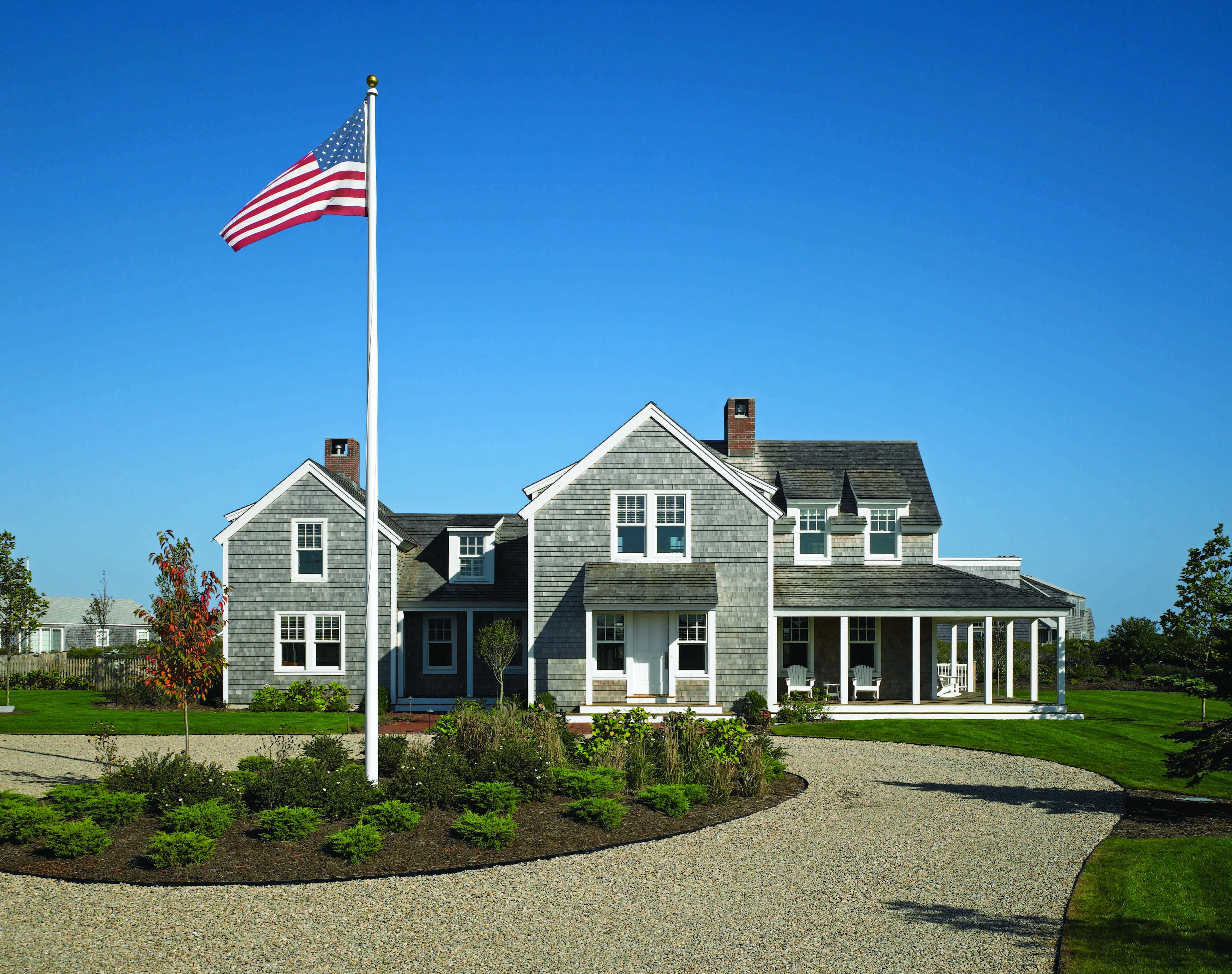 Surfside Residence Nantucket Polhemus Savery DaSilva Architects Builders