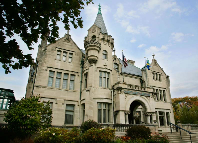 The Swan Turnblad Mansion
