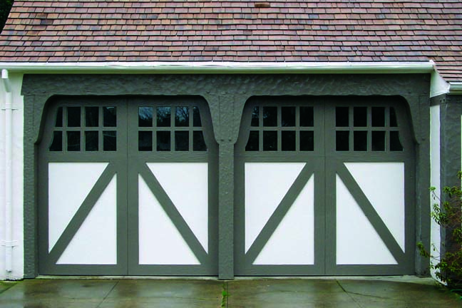 Garage Door Design Guide Old House Journal Magazine
