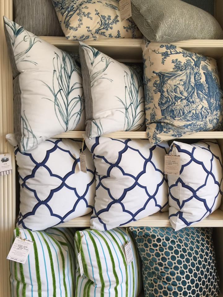 tag pillows