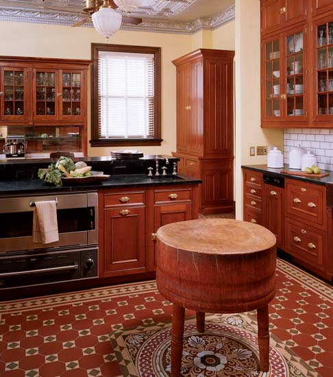 Victorian Kitchen Reinventing The Victorian Kitchen Old House Restoration
