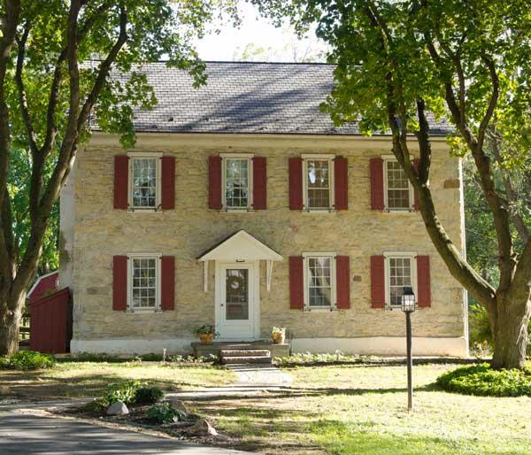 1816 stone house