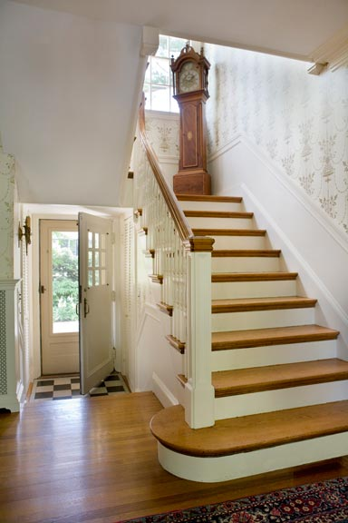 Rethinking A Colonial Revival Interior Restoration Amp Design For The Vintage House