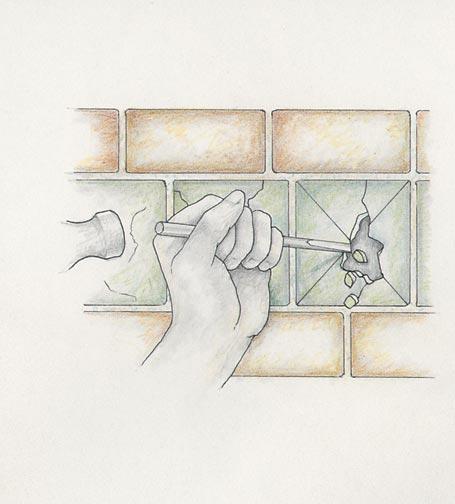 Remove mismatched tile