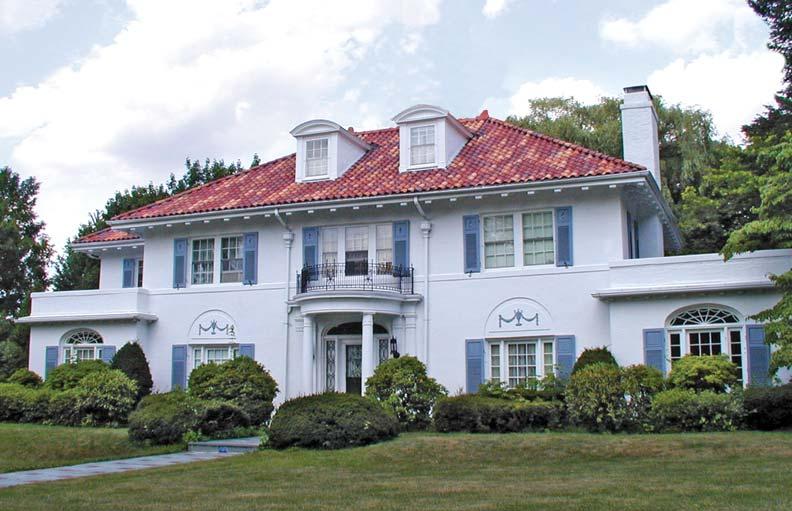 Clay Tile Roofs 101 Restoration Amp Design For The Vintage