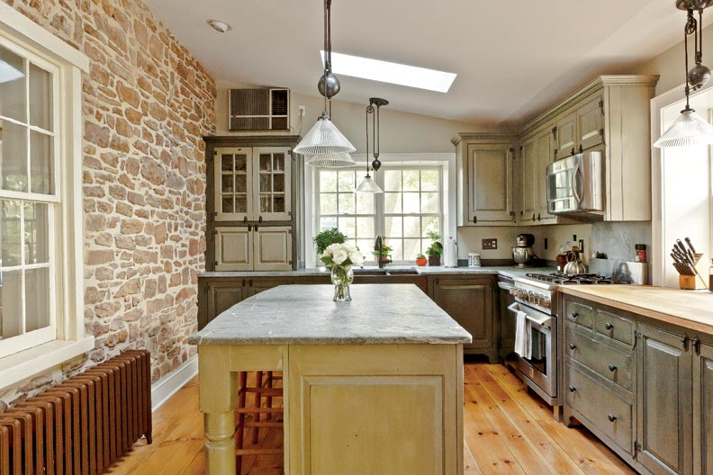 Traditional Trades: Period Kitchen Cabinets - Restoration & Design ...