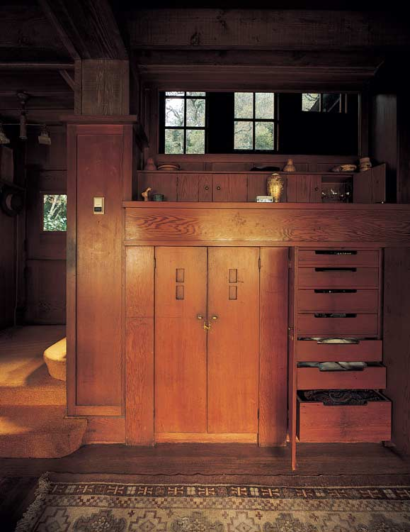 The Role Of Built Ins Old House Journal Magazine