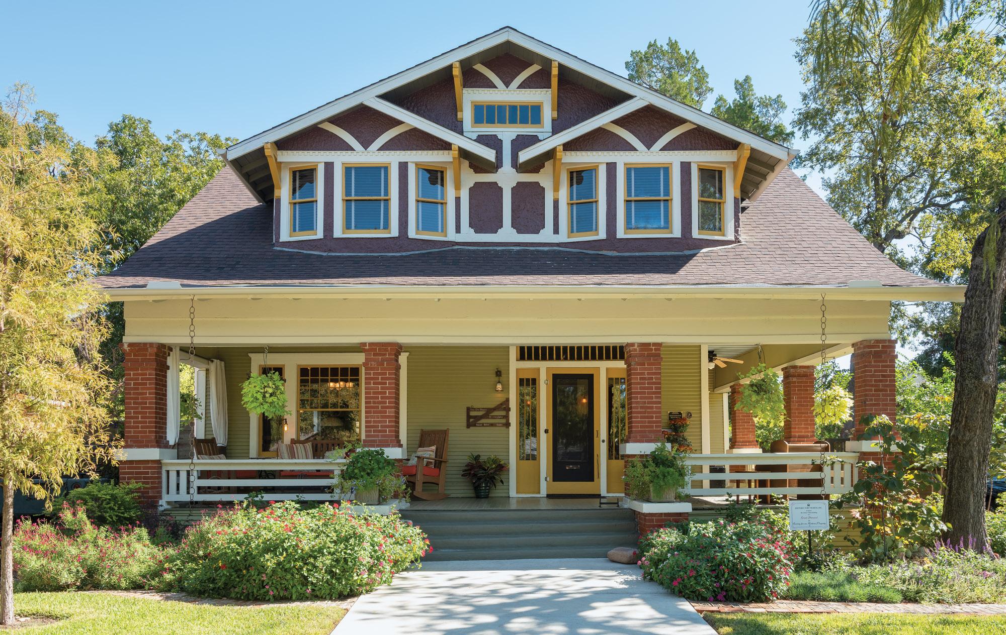 Texas bungalow