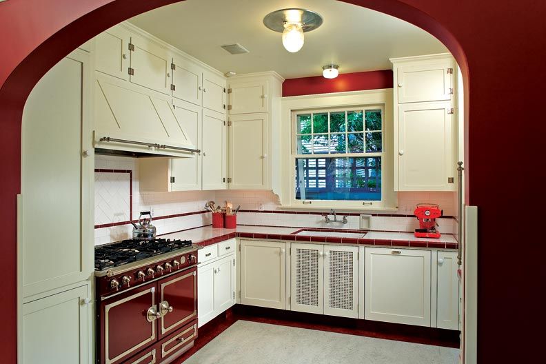 Creating a New Old Kitchen - Old House Journal Magazine