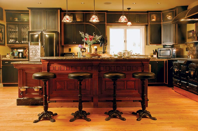 Pictures Of Old Kitchens Fair 6 Ways To Make A New Kitchen Look Old  Old House Restoration