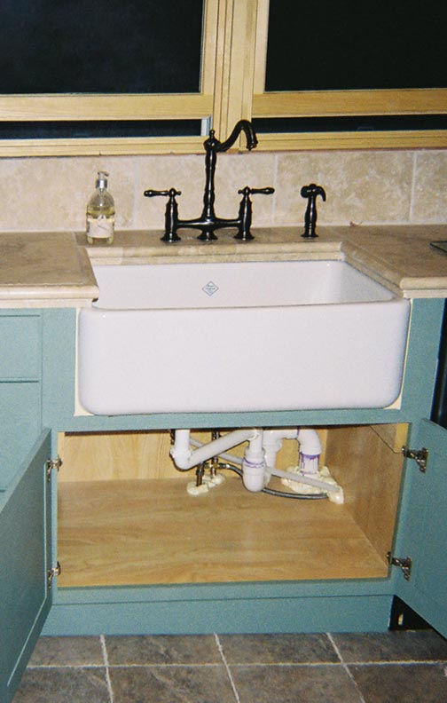 Adventures in Installing a Kitchen Sink - Old House Journal ...