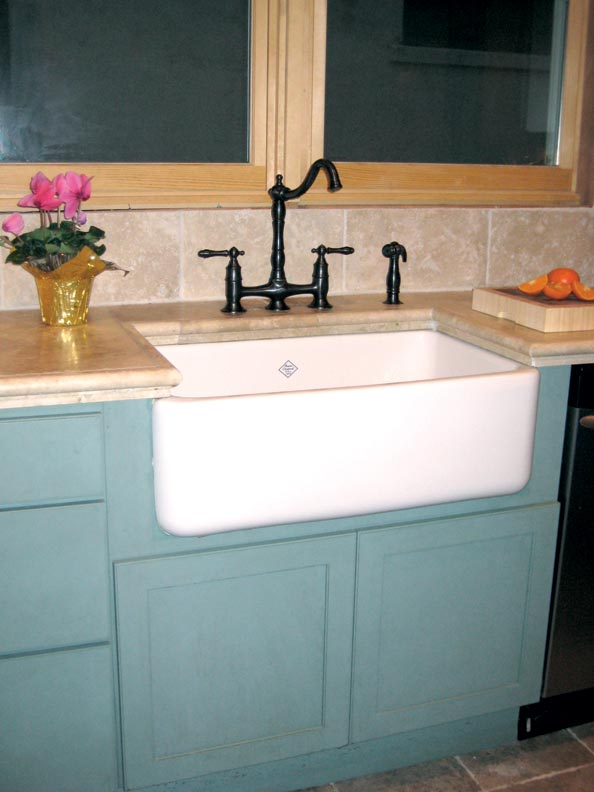 Adventures in Installing a Kitchen Sink - Restoration & Design for ...