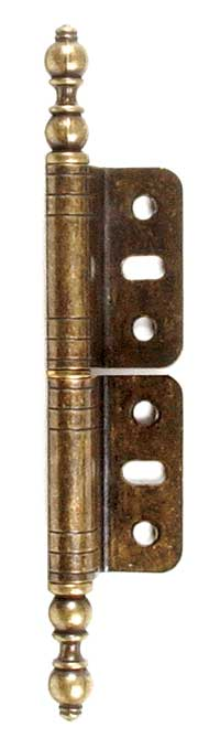 Ball-tipped mortise hinge by Van Dyke's Restorers
