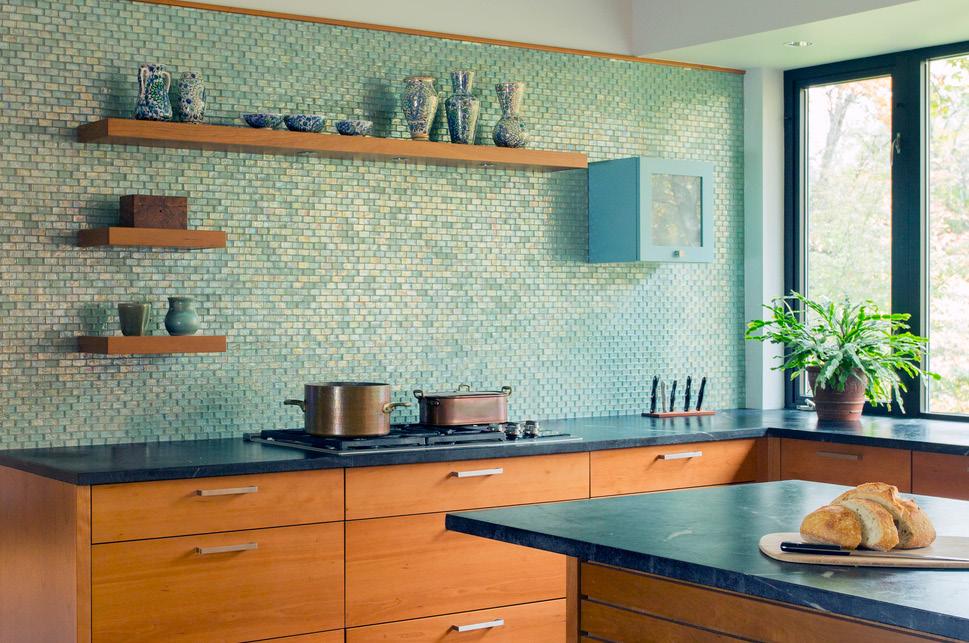 Why Three Kitchen Designers Choose Vermont Soapstone
