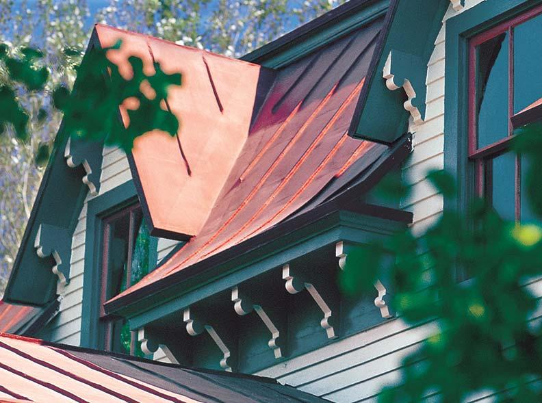Victorian polychrome paint scheme