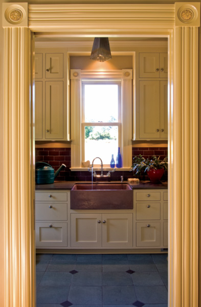 New Kitchen For A Victorian House Old House Journal Magazine