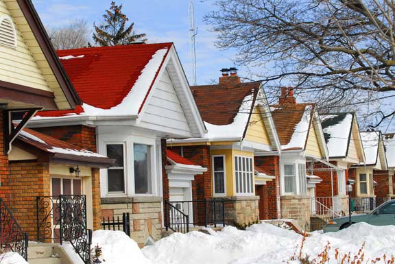 A few smart moves can keep your old house snug all winter long.