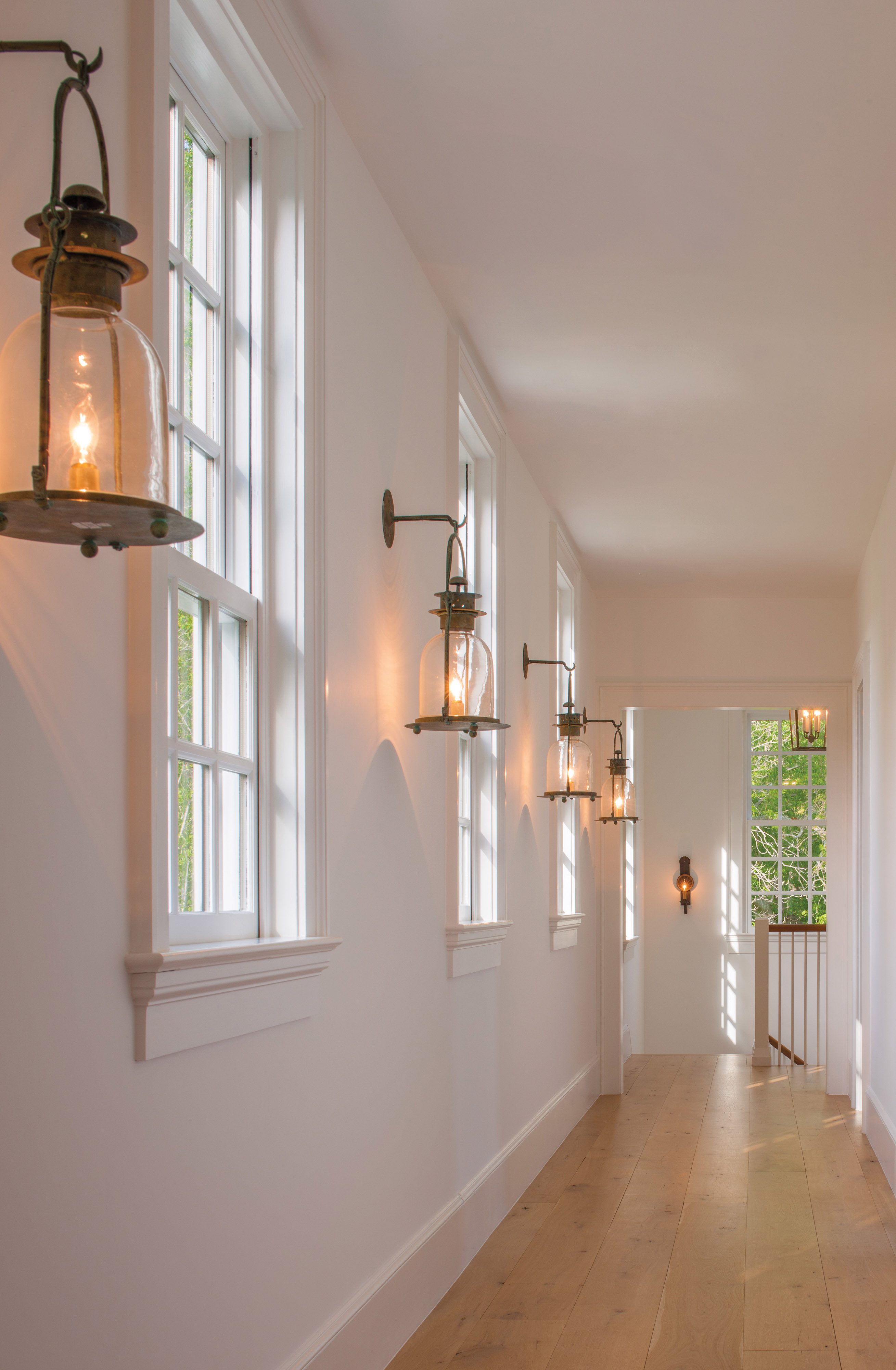 historic lanterns