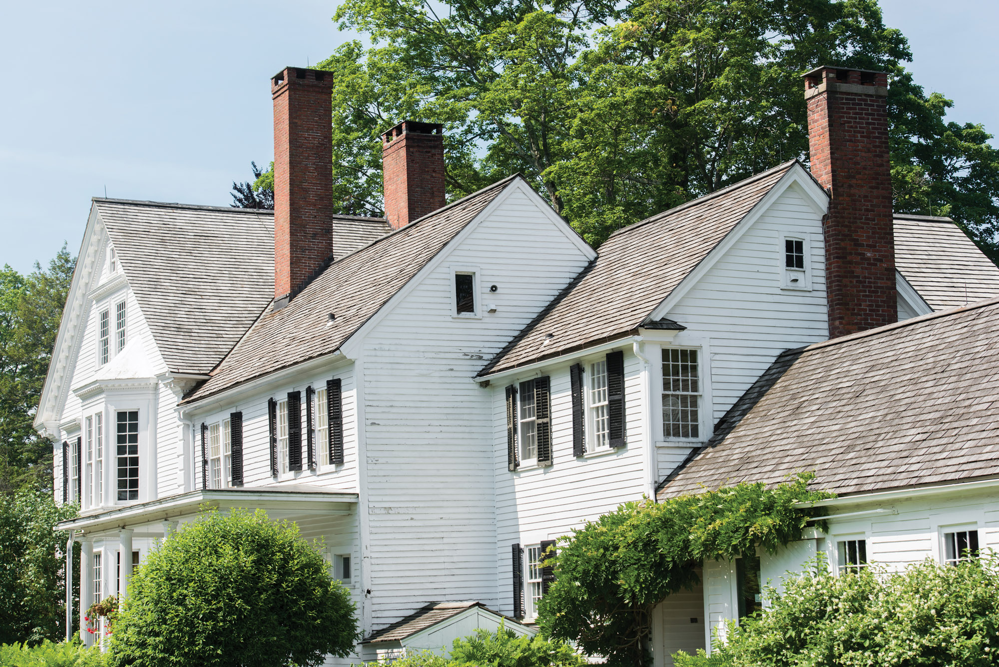 Bellamy-Ferriday house exterior