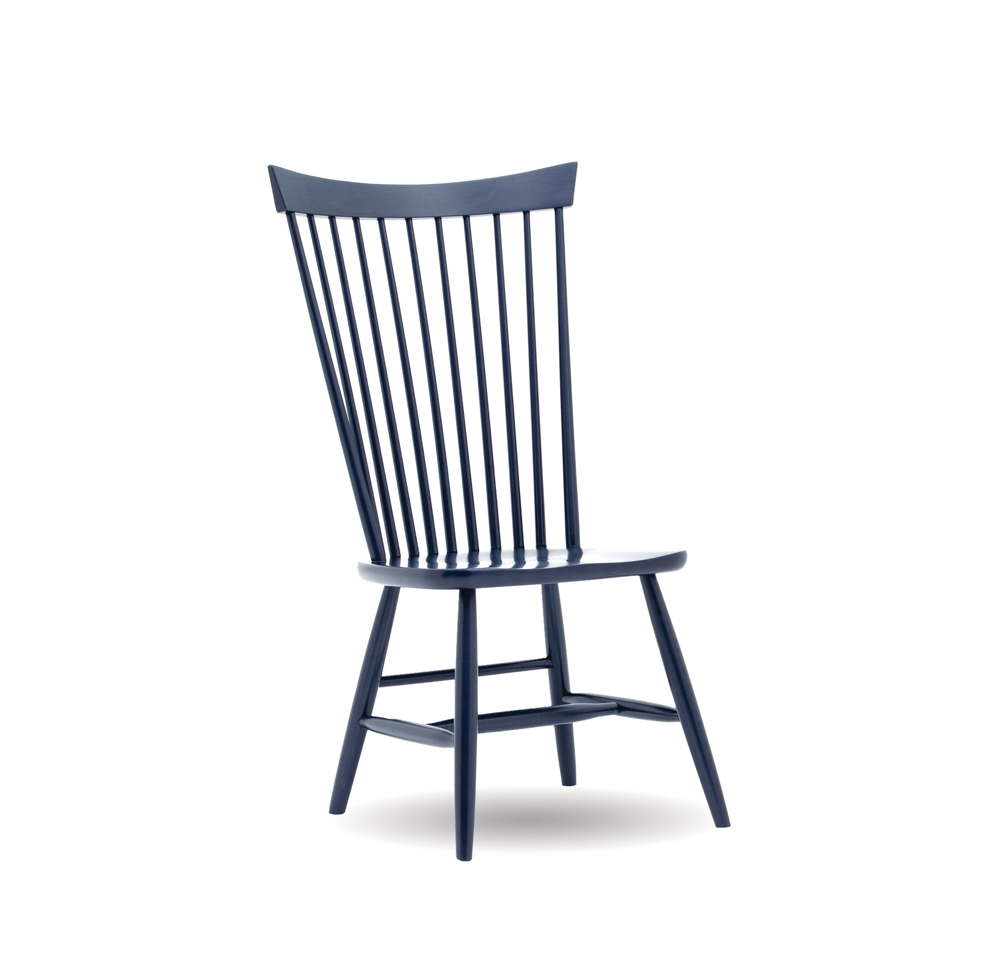 The Windley side chair by Mitchell Gold + Bob Williams